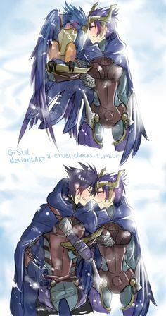 Aww Quinn & Valor