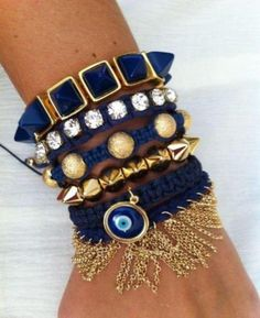 Arm Candy!!!! yummy  CB