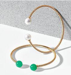 David Yurman new design bracelets