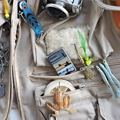 Per tutti i tipi di #pesca occorre la giusta attrezzatura, un accendino #Zippo e...almeno un pesce!