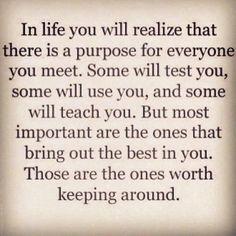 Lessons of life :)  @Amanda Fitzwater, @Trisha Saxton, @Rosetta Krizansky  My best friends !