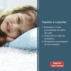 A tranquilidade do seu lar não tem preço! Use tapetes e carpetes a seu favor. #Tapetes #Carpetes #Decor #Decoracao #TapetesSaoCarlos