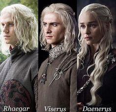 Rhaegar, Viserion and Daenerys Targaryen. Game of Thrones. ASOIAF – Jasmin Rhaegar, Viserion and Daenerys Targaryen. Game of Thrones. ASOIAF Rhaegar, Viserion and Daenerys Targaryen. Game of Thrones. Arte Game Of Thrones, Game Of Thrones Series, Game Of Thrones Facts, Game Of Thrones Quotes, Game Of Thrones Funny, Game Of Thrones Dragons, Game Of Thrones Characters, Emilia Clarke, Khal Drogo