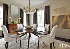 Artful Lodgers - A Serene and Sophisticated New Home See more at http://www.luxesource.com
