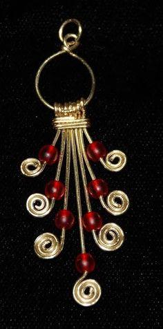 anillos wire alambre engarces piedras - ArtesBijoux - Picasa Web Albums