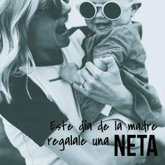 Las MAMAS y su día nos inspiran!! #NETA #soysimple #CordobaAmbientada Regalá una NETA!