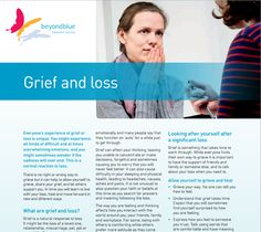 grief relationship breakdown