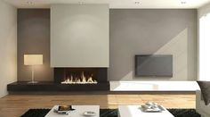 Living Room Decor Fireplace, Fireplace Tv Wall, Modern Fireplace, Fireplace Design, Living Room Built Ins, Living Room Tv, Tv Decor, Home Decor, Family Room