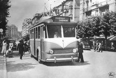 Paseo Pereda, 1952.