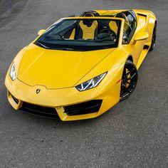 The Lamborghini Huracan was debuted at the 2014 Geneva Motor Show and went into production in the same year. The car Lamborghini's replacement to the Gallardo. Audi, Porsche, Bmw, Lamborghini Gallardo, Lamborghini Aventador, Maserati, Bugatti, Luxury Sports Cars, Exotic Sports Cars