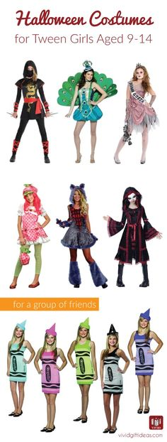 21 Best Halloween Costumes (tween) images