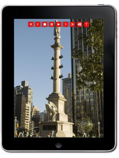 Central Park iPad app by Museum Planet. There is a lot to see and learn. Only 2.99$