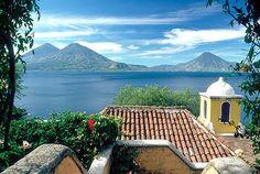 Lago de Atitlan, Panajachel - Guatemala