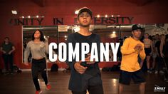 Justin Bieber - Company - Choreography by Alexander Chung - Filmed by @T...