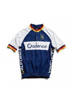 5c635a002 Cadence California Jersey Fahrradfahren Trikot