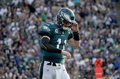 Carson Wentz has no intentions of playing in the preseason