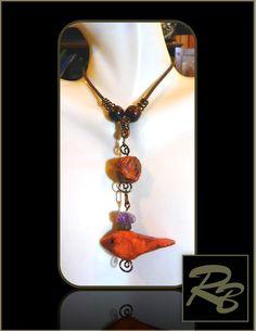 Bird talisman jewelry talisman jewelrybird by ArtistiCreationsRose