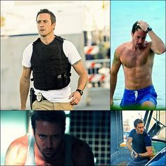 Oh alex when you play Steve McGarret in Hawaii Five O