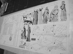 R-biy310 - Table Top Nativity Scene Vintage Woodworking Plan…