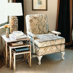 96 Living Room Decorating Ideas | Create a Cozy Spot for Reading | SouthernLiving.com