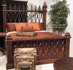 Rustic Western Beds