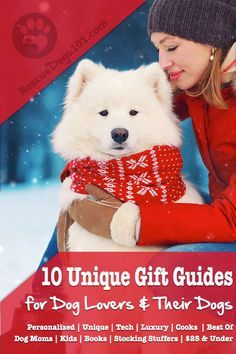 10 Unique Gift Guide 10 Unique Gift Guides For Dog Lovers And Dogs With Over 100 Fun Products Anyone Would L Dog Lover Gift Guide Dogs And Kids Dog Gift Guide