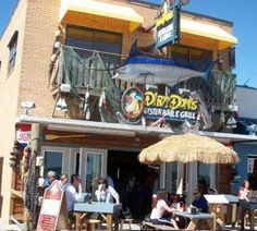View Information About Myrtle Beach Boardwalk Restaurants Bars Nightlife For The Located In Heart Of Downtown