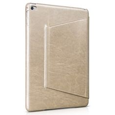 Classic Retro Series Leather Stand iPad Air 2 Case Gold http://www.osc-accessories.com/media/catalog/product/cache/1/image/400x400/9df78eab33525d08d6e5fb8d27136e95/c/l/classic-retro-series-leather-stand-ipad-air-2-case-gold-back.jpg