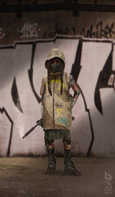 Babiru Kid. by duster132.deviantart.com on @deviantART