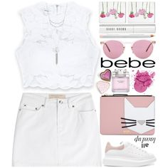 All Laced Up for Spring with bebe: Contest Entry