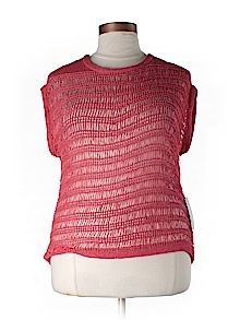 New With Tags Size 18/20 Plus Eloquii Short Sleeve Top for Women