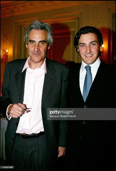"""Sai Prince Charles Napoleon and son Prince Jean Christophe Napoleon - Private screening of the documentary """"Un Nom En Heritage"""" at the Meurice Hotel in the hall of the Marquise of Pompadour. Get premium, high resolution news photos at Getty Images Royal House, Pompadour, Prince Charles, King Queen, Documentaries, Sons, Royalty, Faith, Napoleon"""