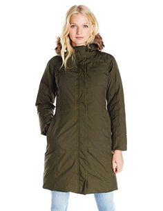 The North Experience Arctic Parka Womens Jacket