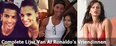 Dé Complete Lijst Van Al Ronaldo's Vriendinnen
