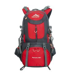 50 Litre Lightweight Waterproof Travel Backpack