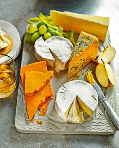 British Cheese Selection // Grab the crackers and your cheese-loving friends and get stuck into this selection of British cheeses from Marks and Spencer. With a range of cheese from Red Leicester to Goat's Cheese, this selection is bound to have something for everything.