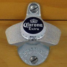 CORONA EXTRA Beer Wall Mount Bottle Opener – Bottle Opener Dude