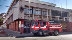 """Sexta Compañía """"Cristoforo Colombo"""" y Decima Compañía """"Eduardo Farley Bomba Chileno- Arabe Salvadora y Guardia de Propiedad"""", Valparaíso"""