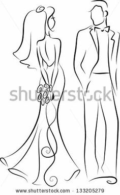 wedding couple silhouette beach - Google Search
