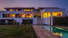 Villa Horizon in Arbonne 20