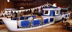 cruise ship party decor | 40' Cruise Ship