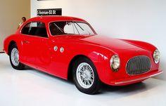 "Pininfarina designed Cisitalia ""202"" GT from 1946."