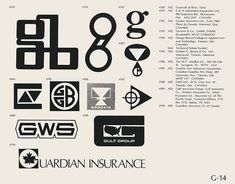 G-14 / World of Logotypes