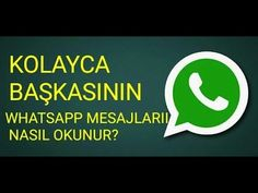 WhatsApp Kullanıyorsanız Bunları Mutlaka Bilin! - YouTube Trivia, Homeschool, Youtube, Bargello, Cases, Learning, Youtubers, Homeschooling