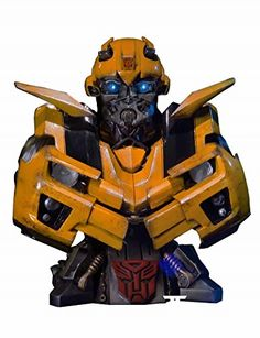 Premium bust  Transformers  Revenge of the Fallen  Bumblebee Polystone bust PBTFM07 * Check this awesome product by going to the link at the image.Note:It is affiliate link to Amazon.