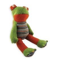 Frog Plushie sold by My Favorite Toy Box #Plushies #Animals #PlushAnimals