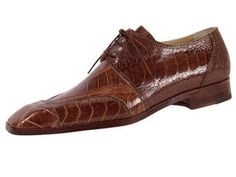 MauriBody-Alligator-and-Ostrich-Leg-Lace-Up-Shoe-Camel.jpg (449×337)