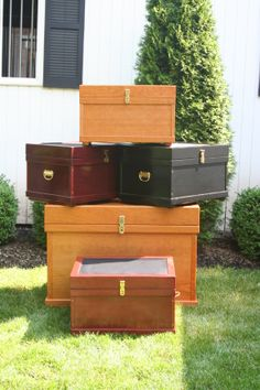 The Castleton House Tack Trunks Furniture Ideas, Outdoor Furniture, Outdoor Decor, Tack Trunk, Room Accessories, Outdoor Storage, Equestrian, Storage Chest, Trunks