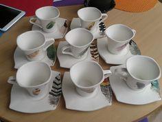 Galery 02 Tea Cups, Tableware, Dinnerware, Tablewares, Dishes, Place Settings, Cup Of Tea