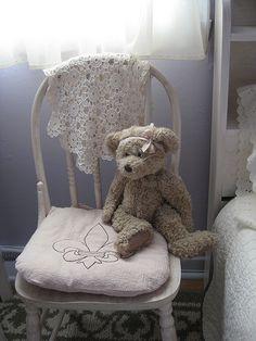 crochet & teddy bear